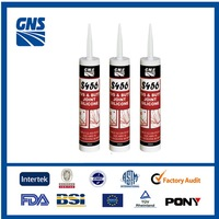 GNS S456 aquarium silicone spray liquid sealant