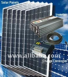 4000W Off Grid Solar Power Kit