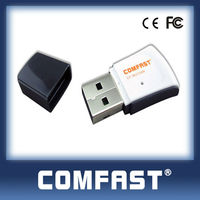 Wholesale Brand New Up to 150Mpbs Mini USB Wireless lan Adapter Internet Wlan Network Card Comfast CF-WU720N wifi adapter