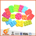 Colorful high quality cake mold