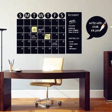chalkboard wall sticker removable wall decor shaped paper sheet label chalkboards sticker