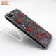 Ndhouse China Wholesaler Fashion Accessories Real Flower 2018 For Iphone 8 Glitter Phone Case