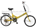 20 INCH /6 SPEED FOLDING BIKE /LADY FOLDING BICYCLE/FACTORY SUPPLIER