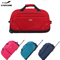2015 hot sale fashion Popular Women Sport Trolley Bag