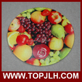 Sublimation coated printing glass cutting board