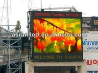 new products for 2016 video street led tv advertising led display alibaba in spanish