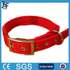 latest style high quality pet dog nylon collar