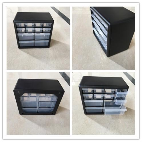 Plastic kitchen plastic container box set clear plastic for Plastic ladeblok