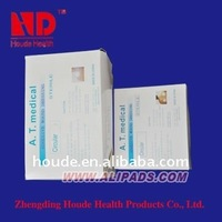 Best patch manufacturer!Beautiful pu foam wound dressing