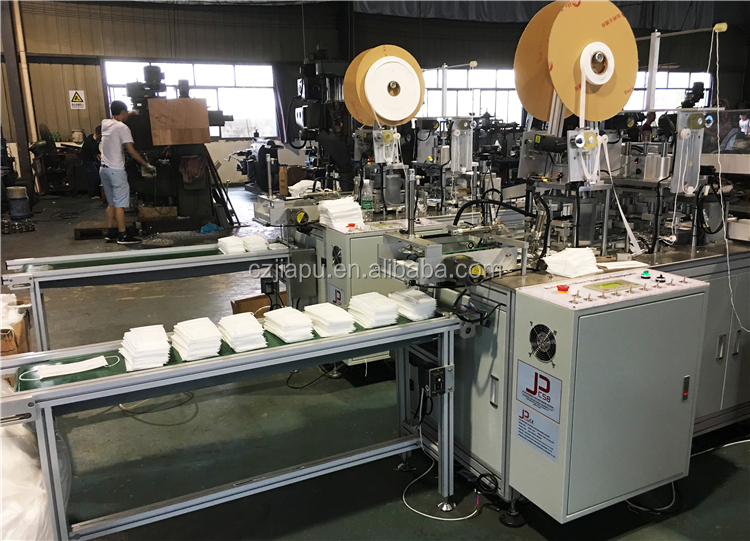 Manufacturer automatic mask machine on sale