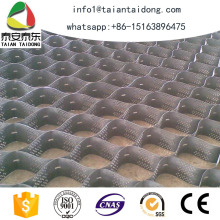 Hot sale hdpe plastic geocell for slope production