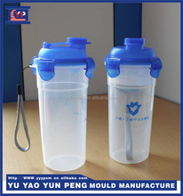 Glass coffee cup plastic rubber mould bath mould factory production injection mold processing and manufacturing plastic pp