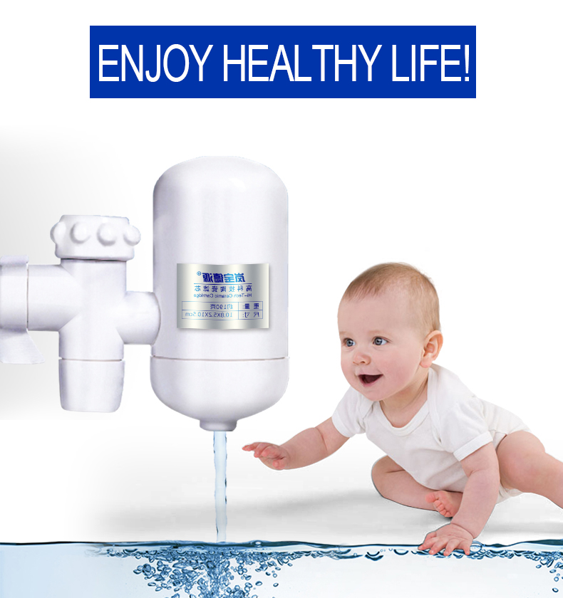 Portable Commercial Home Use Water Filter Water Purifier
