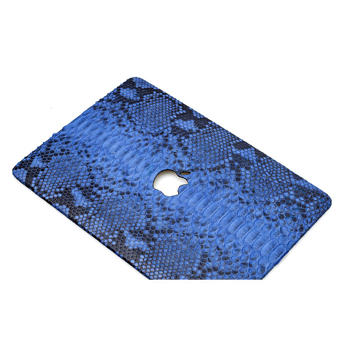 Custom python leather protective case for Macbook Air 13 laptop_8