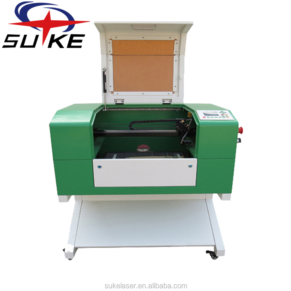 desktop laser engraver 300*500mm laser cutting machine laser cutter Jinan Supplier