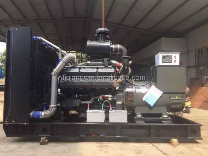 Factory price 50KW/63KVA SHANGCHAI electricity generators made in China