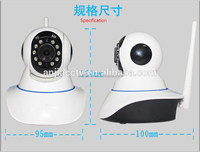 Hot Sale Home Surveillance Security Dummy IR Simulation Camera LED Flashing surveilance wifi camera