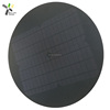 Custom Made Size and Wattage Small Round Solar Panel 18V 20w