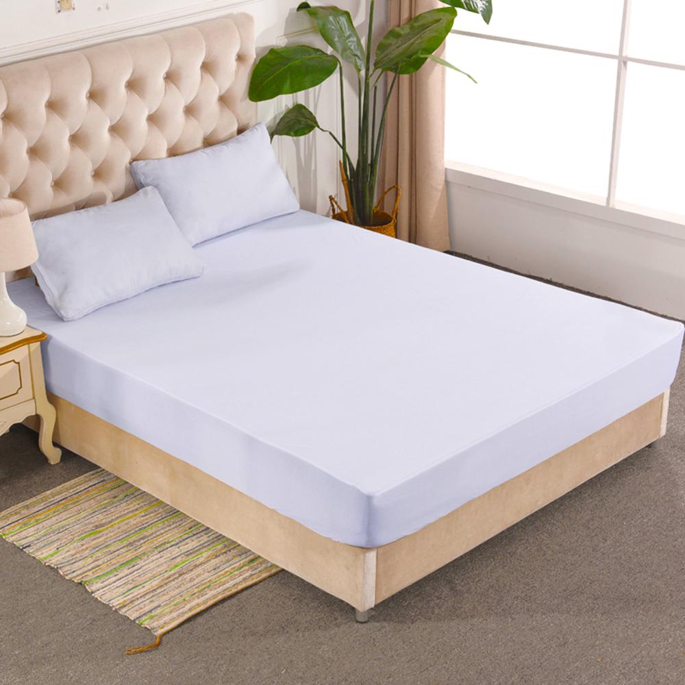 Super prefereTerry Cloth Anti-Dust Mite Waterproof Mattress Protector/Hotel Queen Bed Waterproof Mattress cover/bedding/ Amazon - Jozy Mattress | Jozy.net