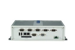 Intel Atom N450/D510 High Value Fanless Embedded Box PC with 3 GigaLAN and Isolated COM Ports Advantech ARK-3360F-D5A1