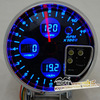 LED Needle auto meter gauges pod for racing cars