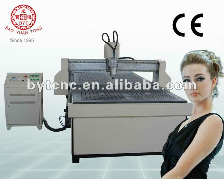 HOT! CNC wood router with vacuum table