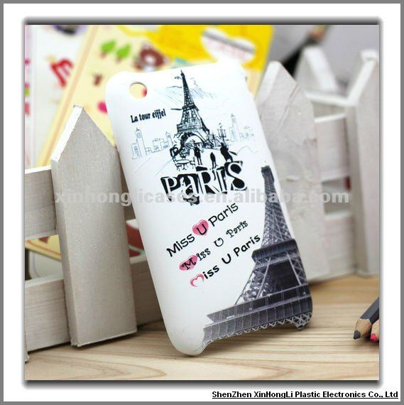 Mobile phone case bumper, Protective cases covers for iPhone 3G 3GS