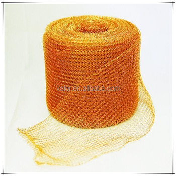 The choice of many foreign investors Hebei wire dia 0.05-1mm Copper wire mesh