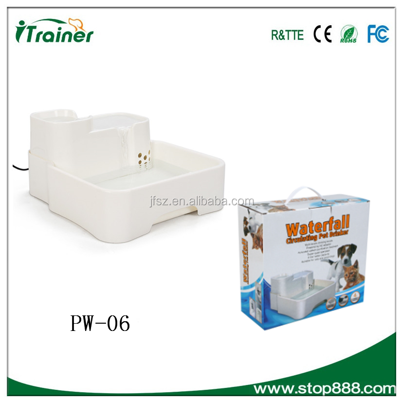 Automatic Pet Drinking Water Fountain for Dogs and Cats PW-06