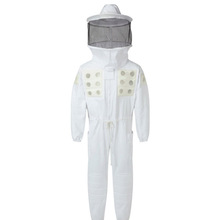 professtional bee protective clothing for fireman