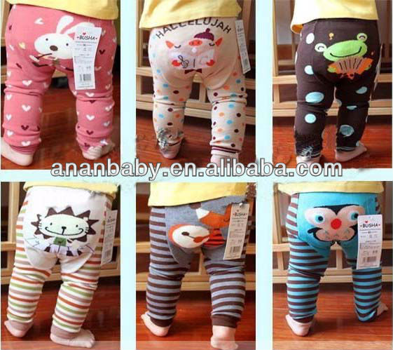 Busha Baby Leg Warmer Pants Kids Leggings Toddler Tignt Pants