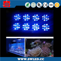 Apollo LED Aquarium Light 144W Dimming CE RoHS FCC PSE