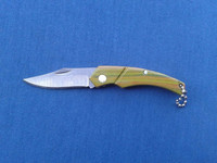 plastic handle small pocket knife