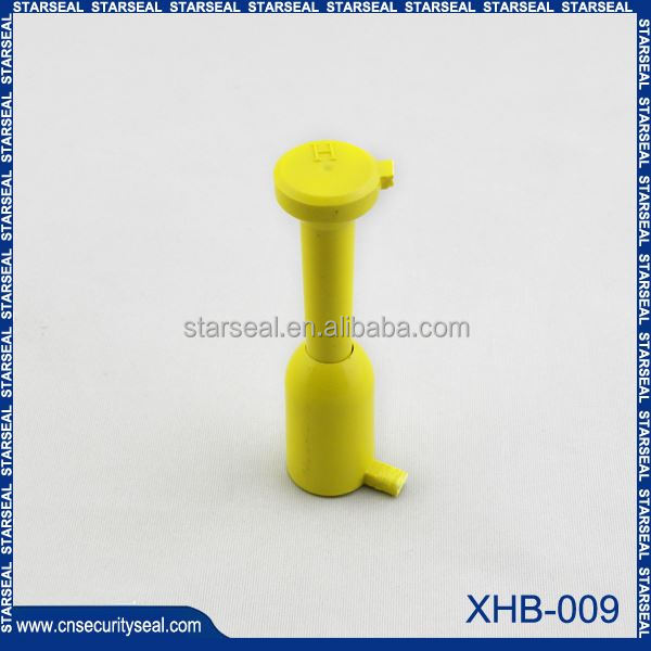 XHB-009 tamper evident disposable lock