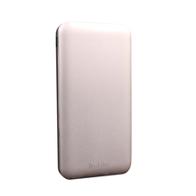 2018 Hot selling Rechargeable portable power bank 10000mAh mobile powerbank