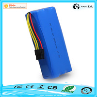 Factory Promotional AA 14.4V 2000mah nimh rechargeable battery pack for vacuum cleaner