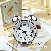 Customize Twin Bell Clock