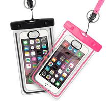free sample universal mobile dry bag tpu carrying waterproof cell phone case