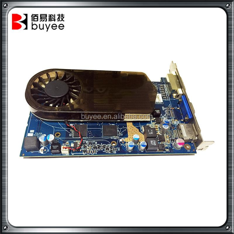 For dell ATI HD6670 1G graphics card DDR5 game video card