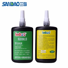 SD3813 UV glue (Ultraviolet Rays) for glass and metal