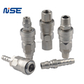 Hot sale air hose tube quick coupler pneumatic quick disconnect coupling fittings
