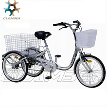 Hot sale chinese cargo tricycle with wagon