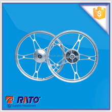 Chinese factory motorcycle white rims 1.2*17 front wheel size