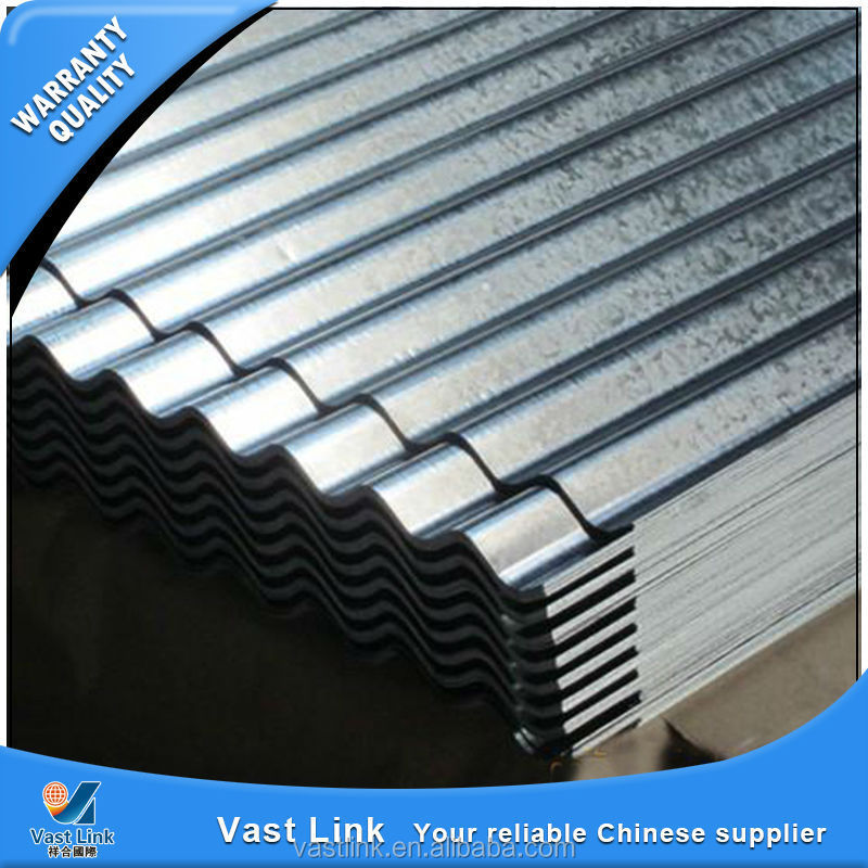 corrugated galvanized zinc 26