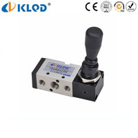 3 Way Manual Control Air Release Valve