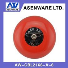 Asenware factory supply waterproof function fire alarm electric bell