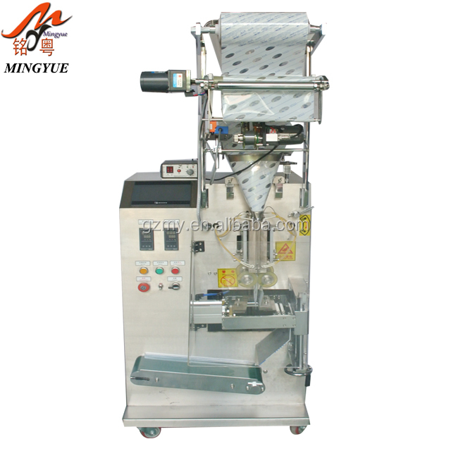 Automatic three in one coffee sachet packing machine/ 0086-13138476040
