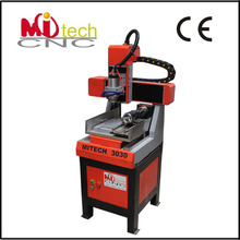 Strong CNC router cast iron frame mini cnc center