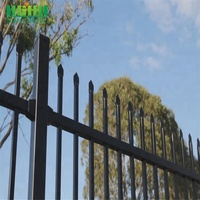 Galvanized Steel Welded Wire Mesh Iron Wrought Fence With Best Price