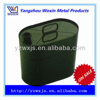 10 liter square oil drum/jerry can for motorcycle